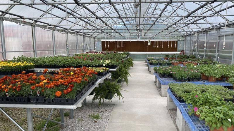 Barren County High School Greenhouse