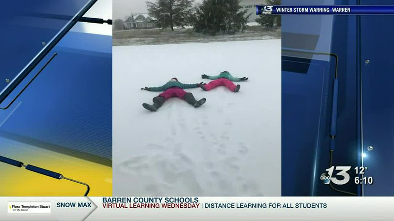Good News: Kids in the Snow