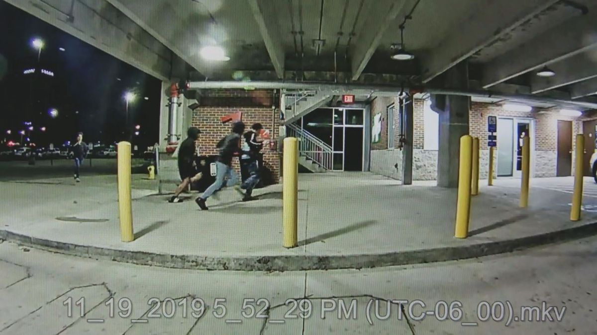 WKU Police are looking for four male suspects in connection to a stolen car. (SOURCE: WKU Police Facebook Page)