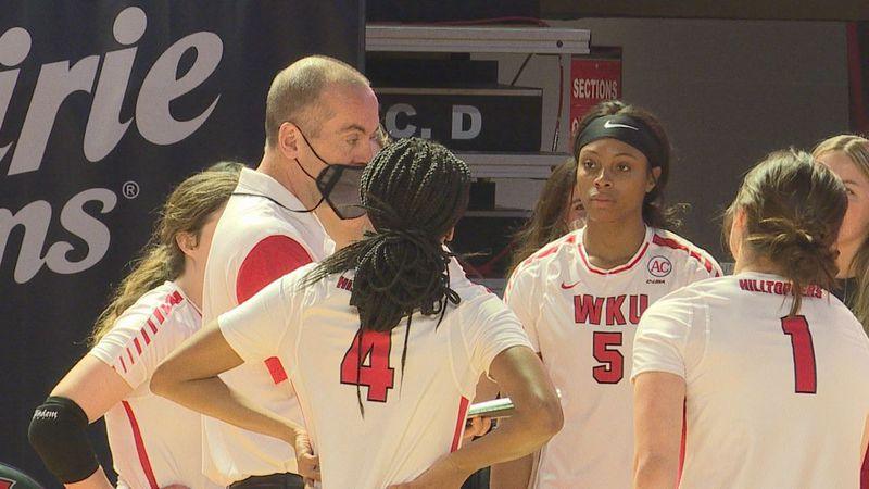 Hilltoppers Sweep Charlotte as Hudson Wins 650th Career Match
