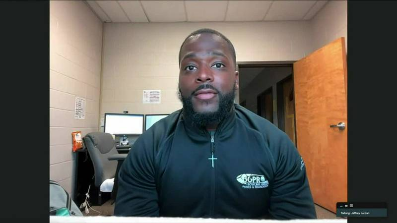 Jeffrey Jordan at Bowling Green Parks & Recreation is spearheading a program that offers...