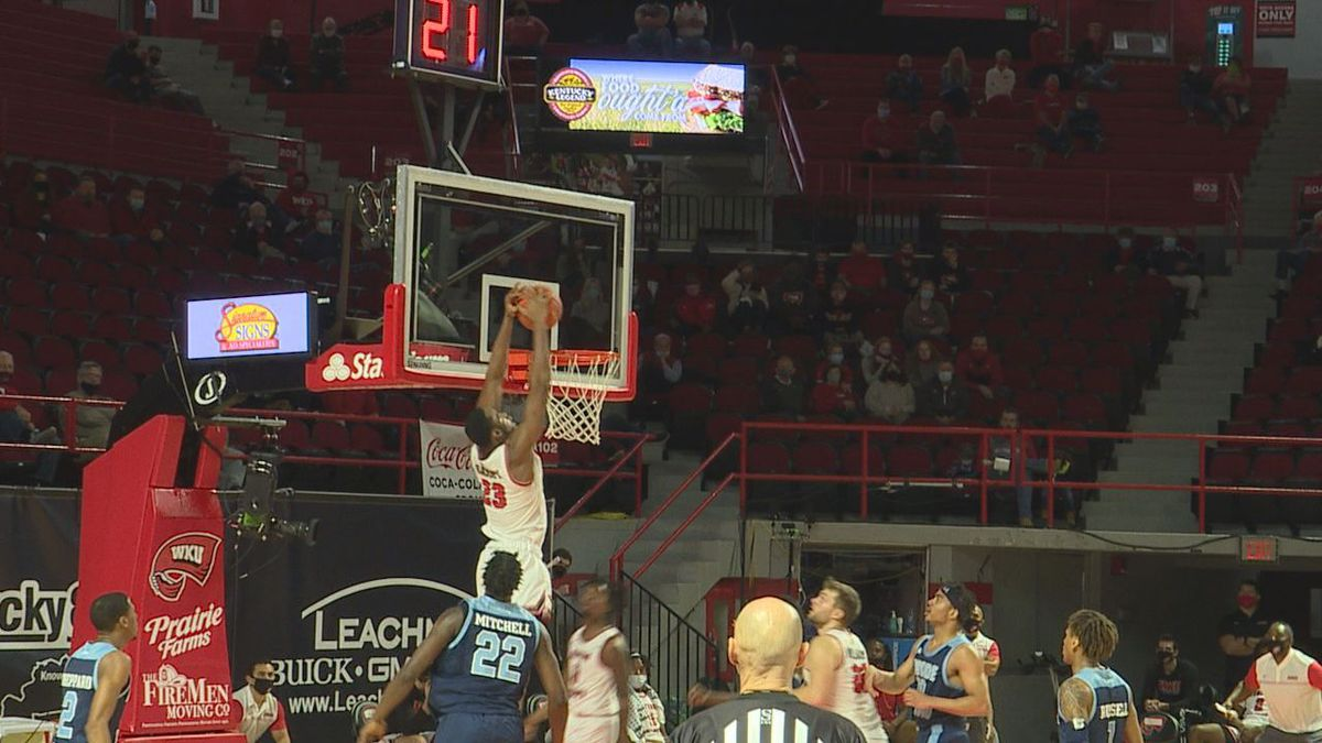 WKU picked up its third straight win after defeating Rhode Island 68-63.