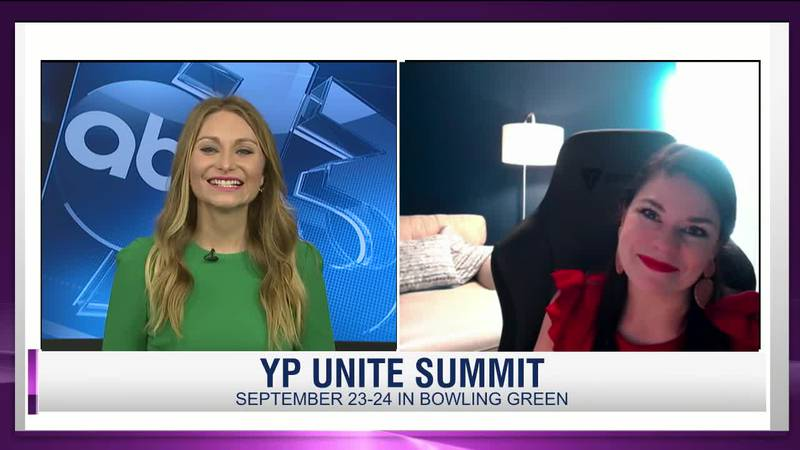 Elizabeth Newbould from Bowling Green Young Professionals shared details on an upcoming...