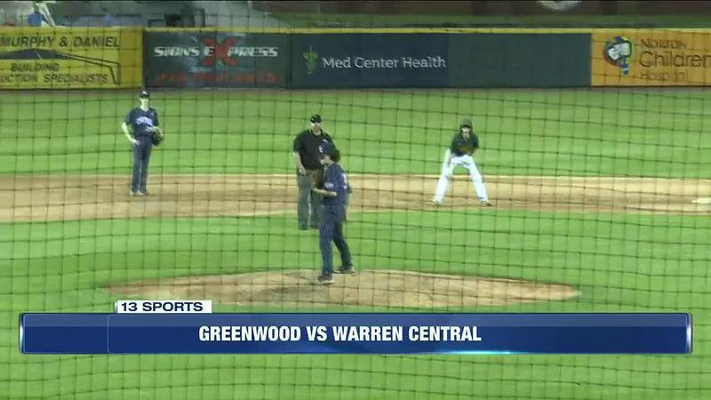 WARREN CENTRAL VS GREENWOOD