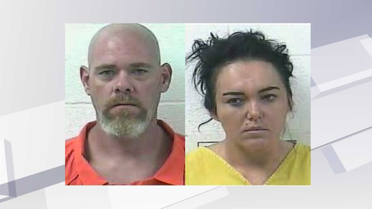 Kentucky State Police says 33-year-old Sarah Lykins, of Jamestown, Ky. was arrested Wednesday...