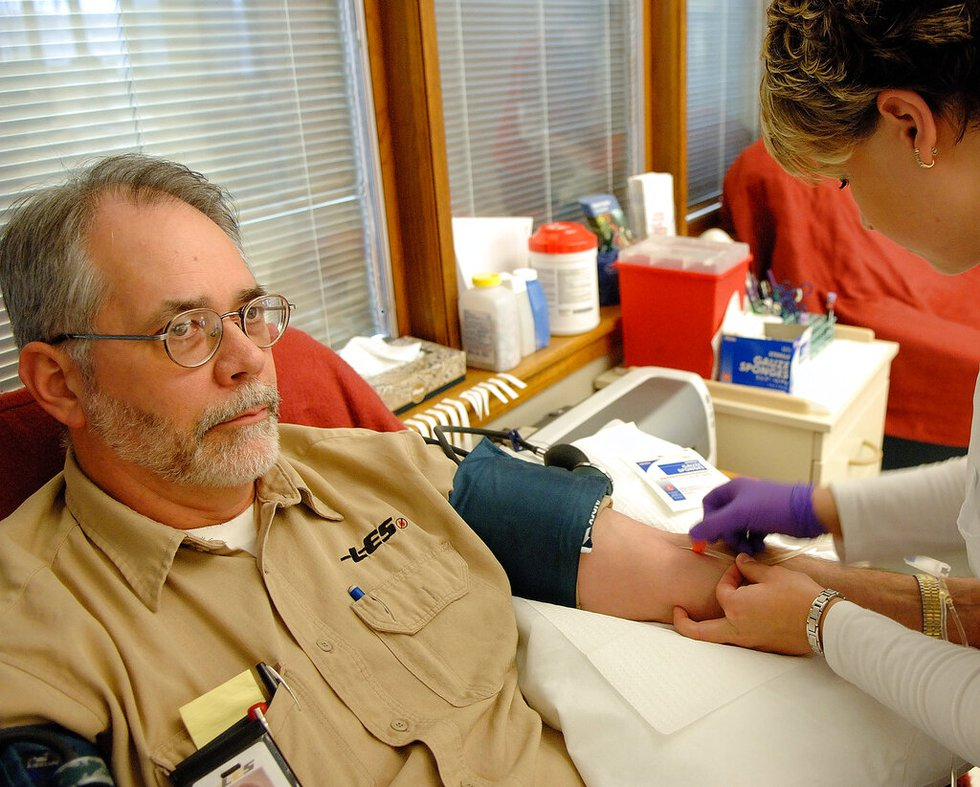 American Red Cross Blood Platelet Drive