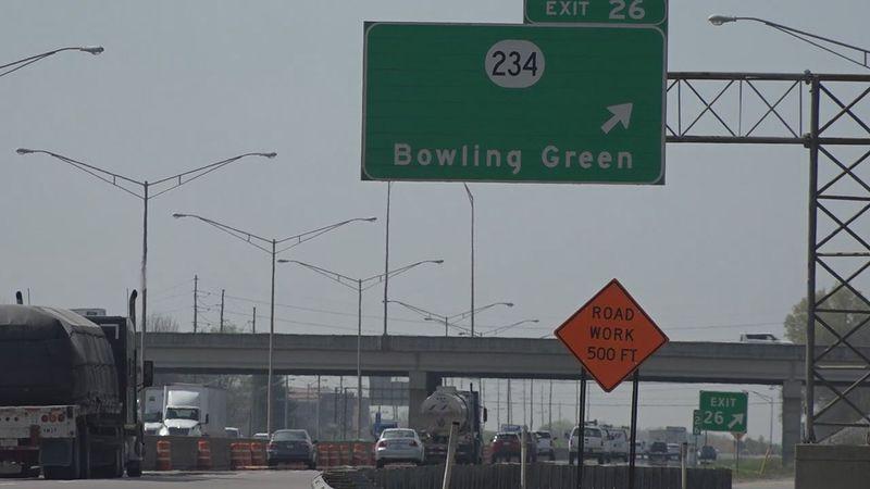 I-65 roadwork