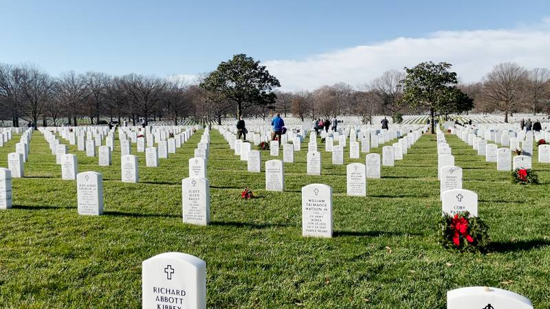 Honoring the fallen, while protecting those left behind, how a patriotic tradition continues in...