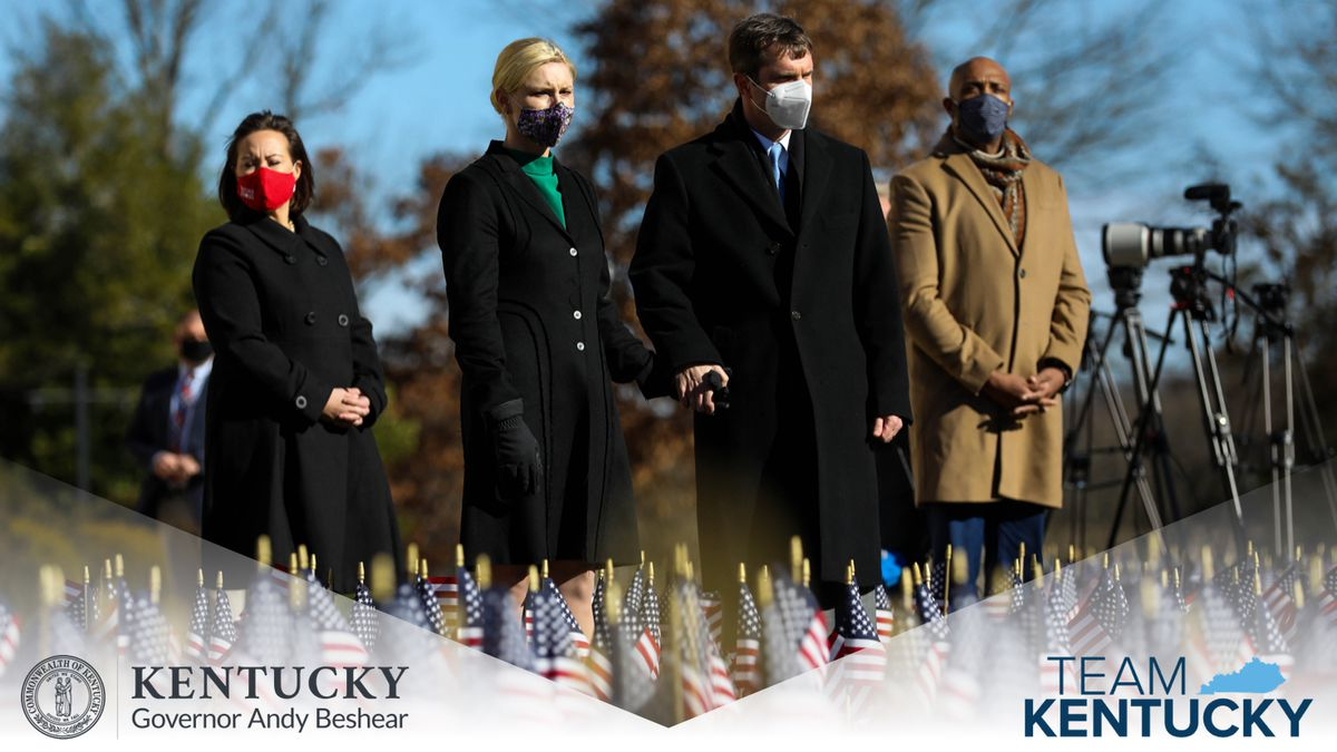 Gov. Beshear announces memorial fund for Kentuckians that have lost their lives to COVID-19