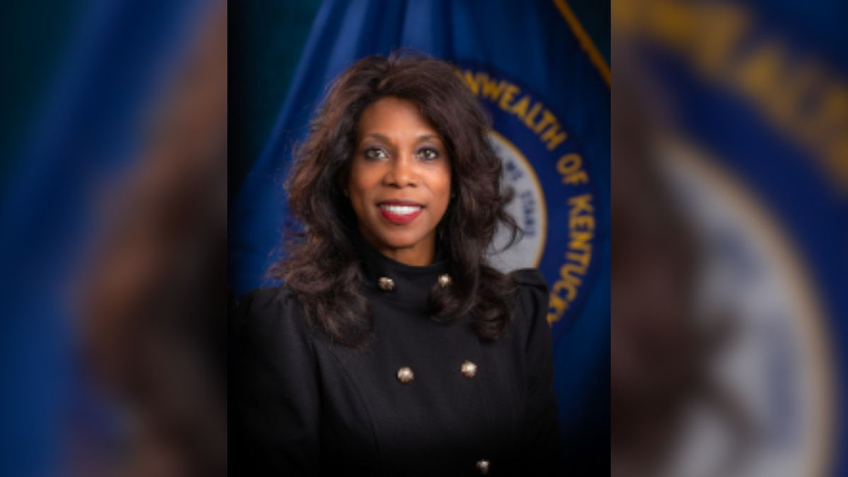 Gov. Andy Beshear's administration released the records of LaShana M. Harris to news outlets...