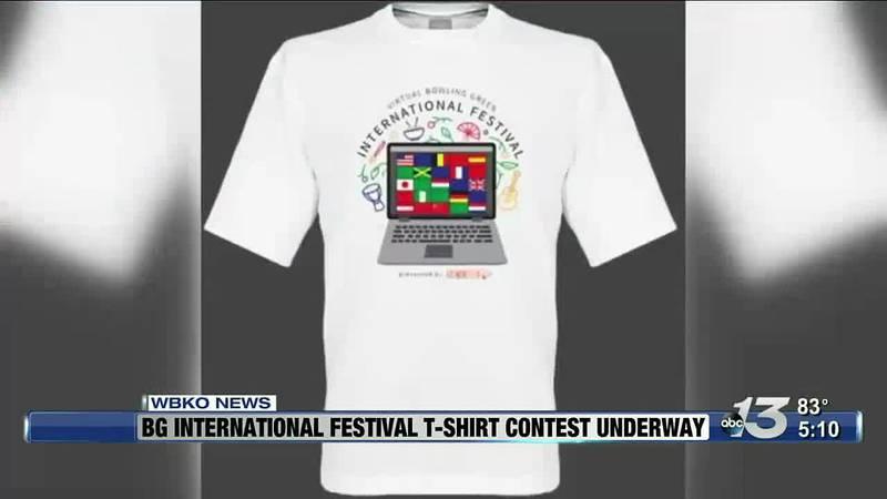 BG International Festival T-Shirt Contest Underway @ 5