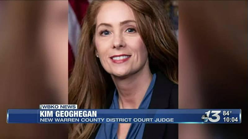 New Warren County District court Judge