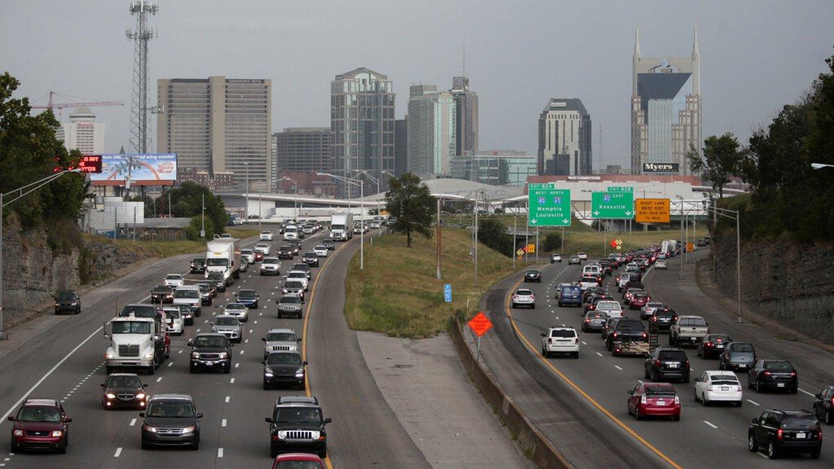 Nashville I-65