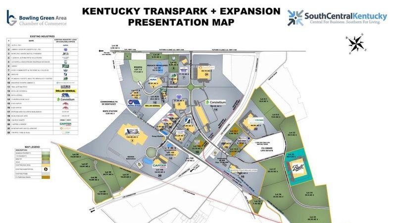 Kentucky Transpark (WBKO)
