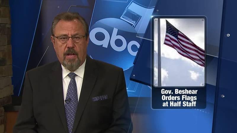 Gov. Beshear Orders Flags At Half Staff
