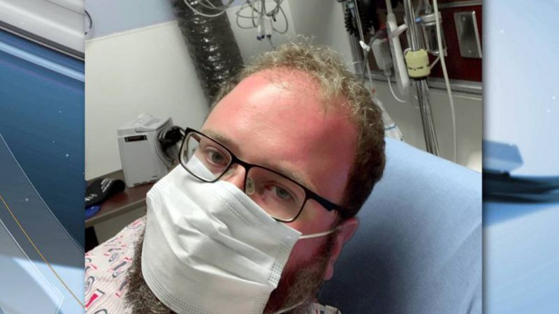 A man in Louisville overcame a devastating diagnosis. 34-year-old Andy Smith was hospitalized...