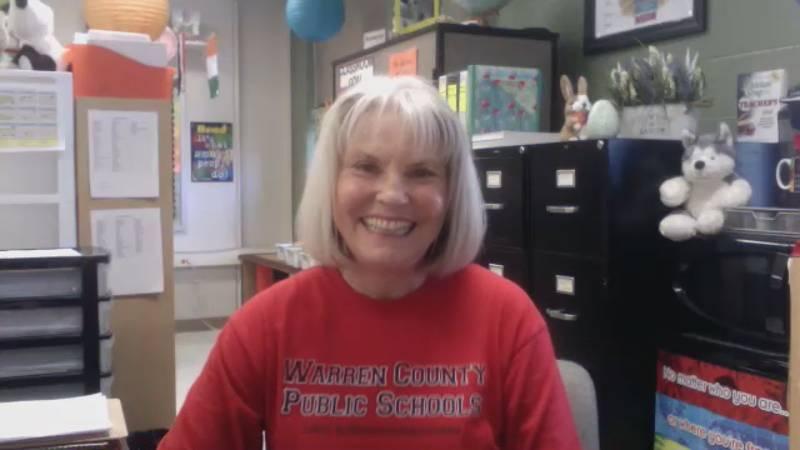 Debbie Wilson named Poppy's Teacher of the Month
