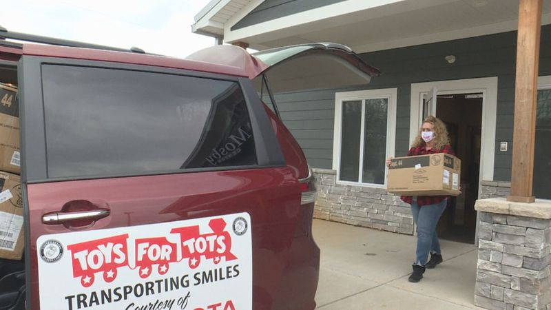 Toys for Tots partners up with Bowling Green Warren County Humane Society