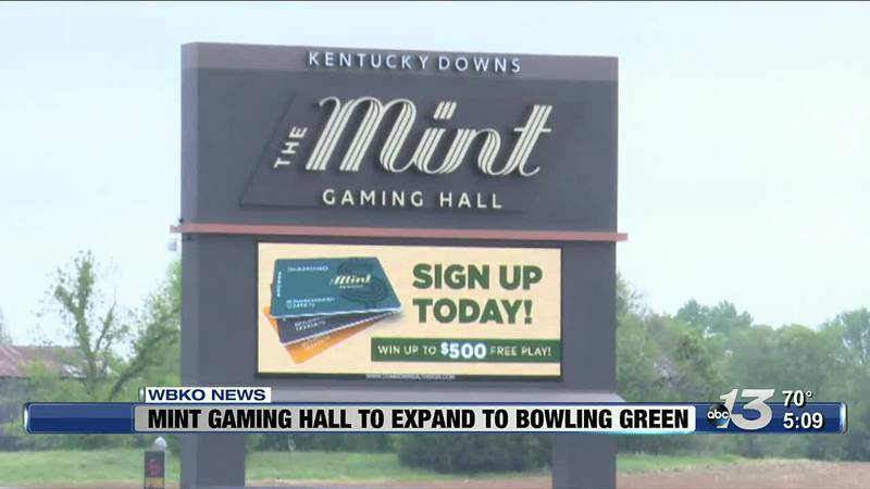 Mint Gaming Hall to Expand to Bowling Green @ 5