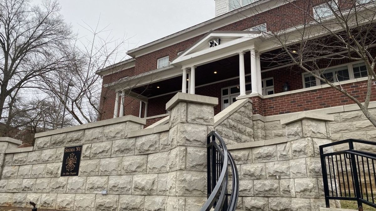 Sigma Nu House