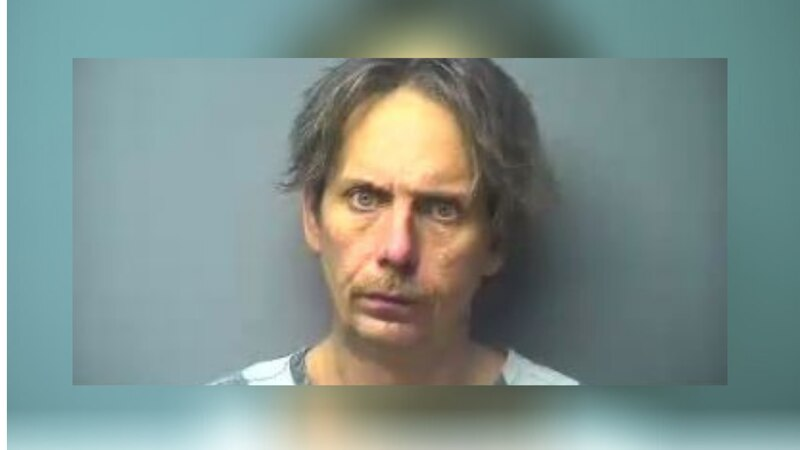 Robert D. Wilson, 50 of Bowling Green is arrested during a traffic stop on Tuesday in Simpson Co.
