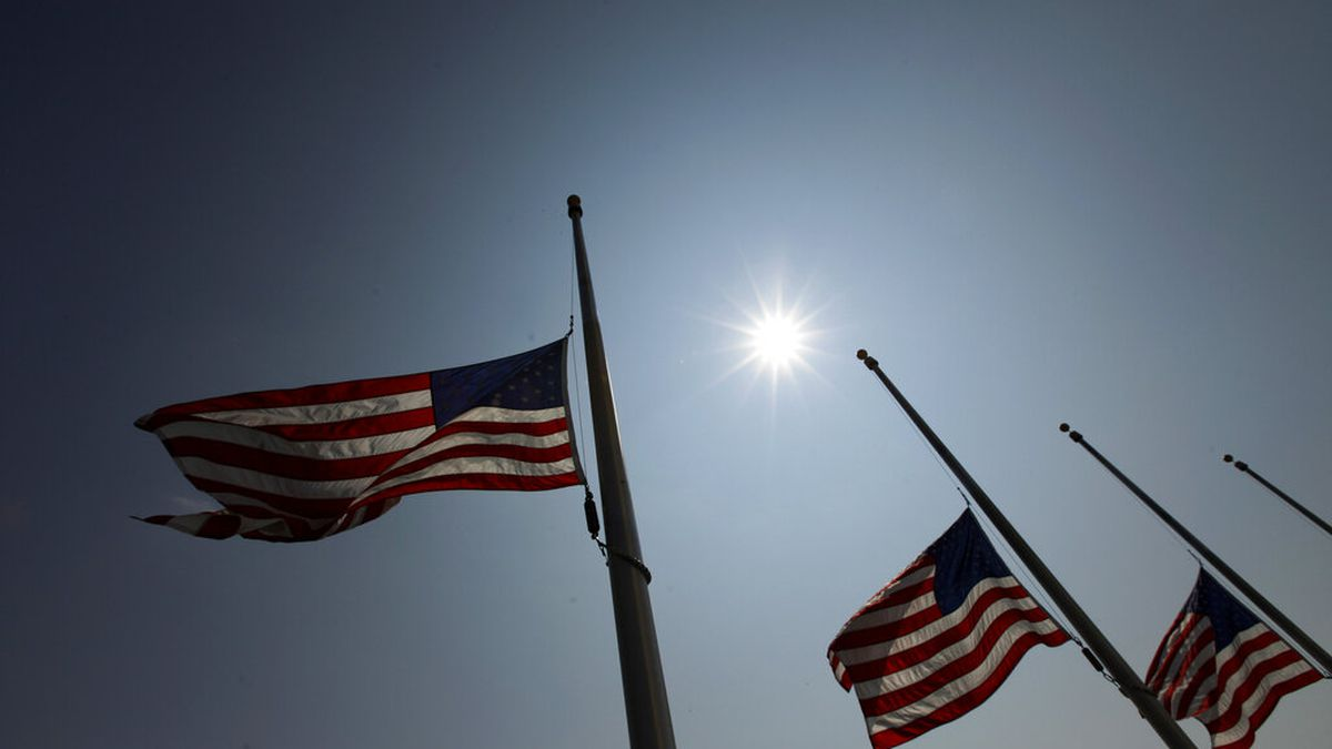 Governor Beshear orders all flags at all state office buildings be lowered to half-staff until...