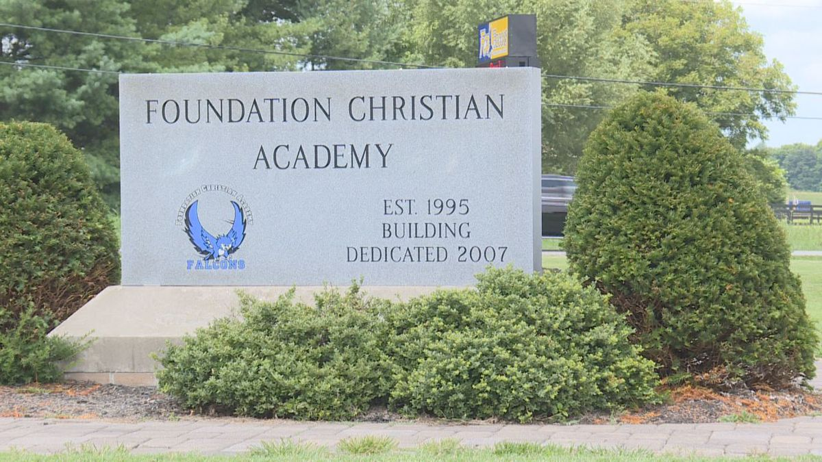 Foundation Christian Academy joins schools in support of lawsuit against Beshear.