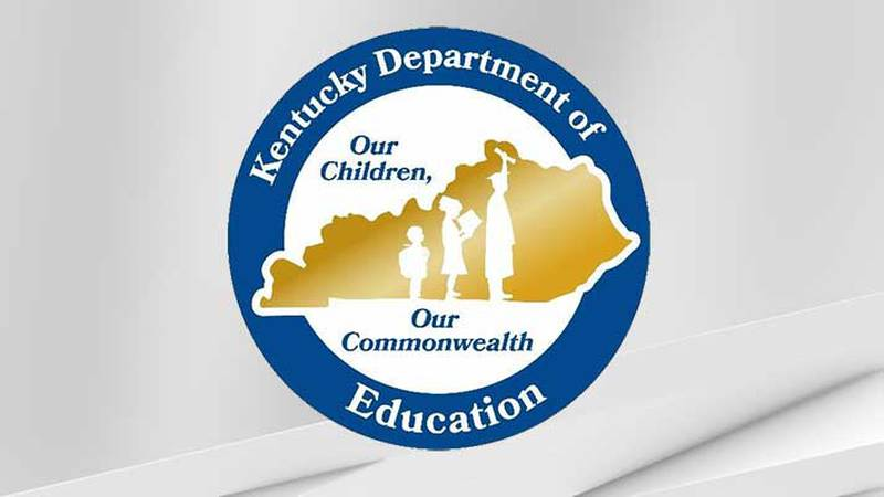 Logo of the Kentucky Department of Education.