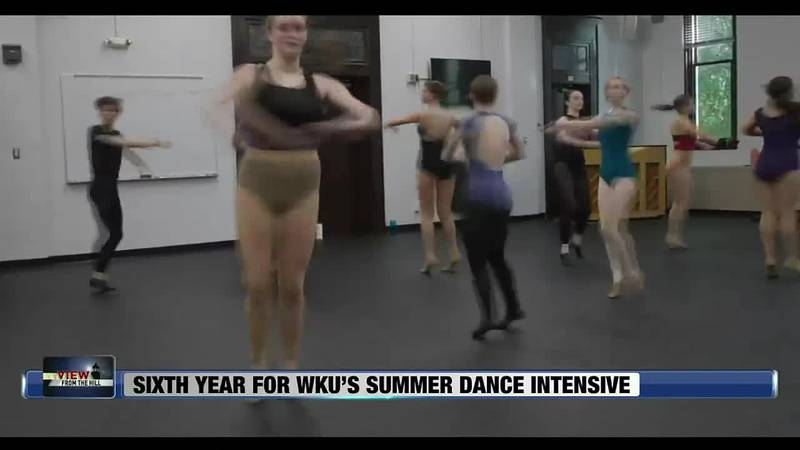 View From the Hill: Sixth Year for WKU's Summer dance intensive
