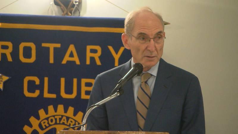 Dr. Eli Capilouto, UK President.