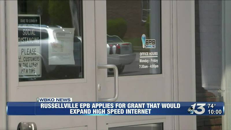 Logan County Fiscal Court, Russellville EPB apply for grant to expand high-speed internet