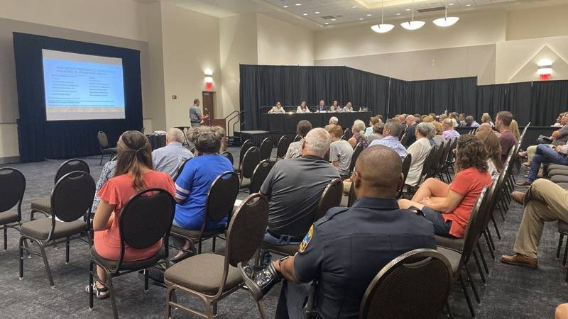 Special work session held to discuss the issue of homelessness in the Bowling Green community
