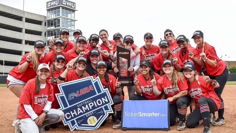 WKU Softball C-USA Champions