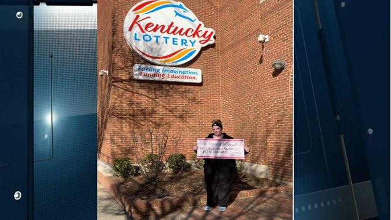 Autumn Hernandez wins Payday scratch-off ticket