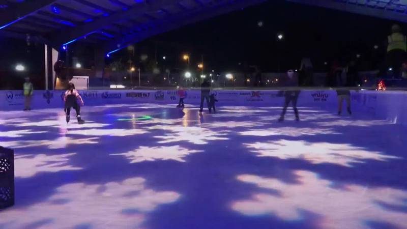 Warren County Parks & Recreation will offer a seasonal outdoor ice skating rink for the 2021...