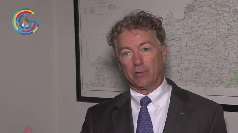 Sen. Rand Paul talks Iraq, the Breonna Taylor case and SCOTUS.