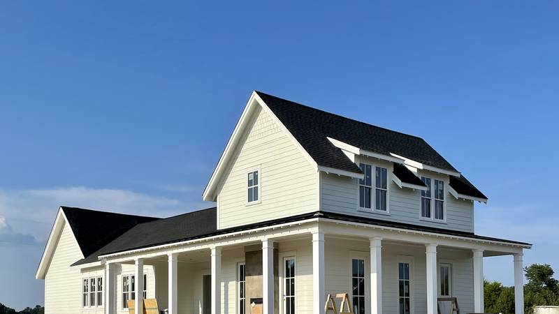 The raffle offers a chance to win a new home in Norton Commons and a 2021 BMW X3 plus $10,000...