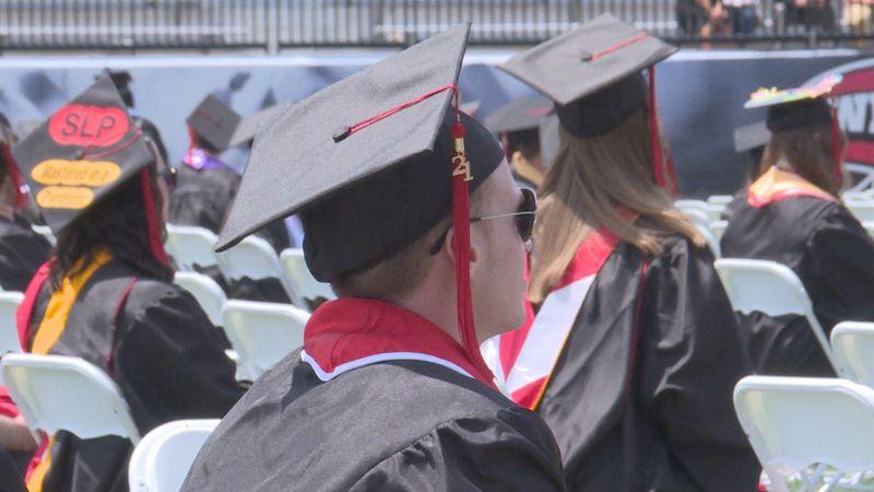 WKU celebrates graduation