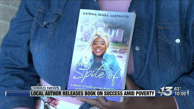 Local Author Releases Book on Success Amid Poverty