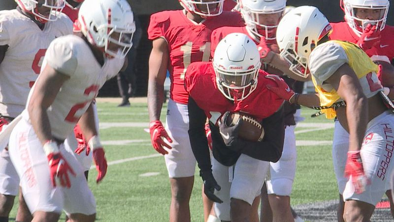 WKU wrapped up its first week of spring practice this Saturday.