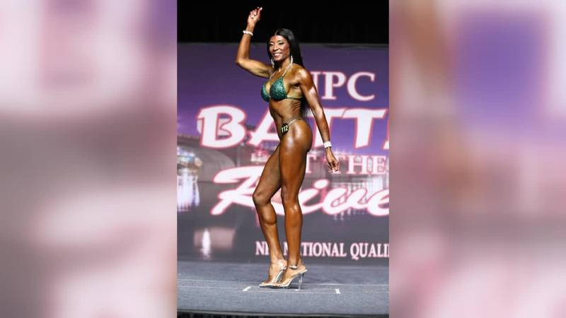 Michelle Jones is up for Ms. Health & Fitness 2021, and your online vote can push her to the top.