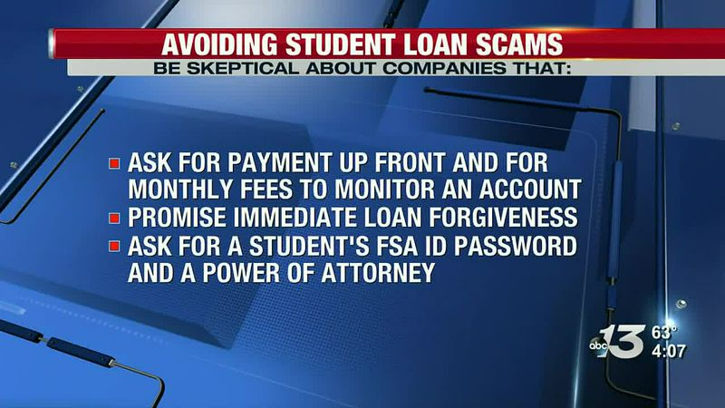 Student Loan Scammers