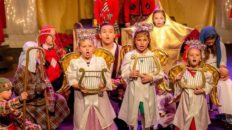 """PTK will present """"The Best Christmas Pageant Ever"""" this December at Phoenix Theatre."""