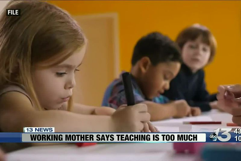Simpson Co. working mother says virtual schooling is too much