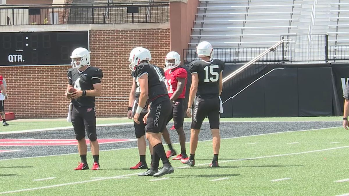 WKU football will once again feature a QB competition this fall.