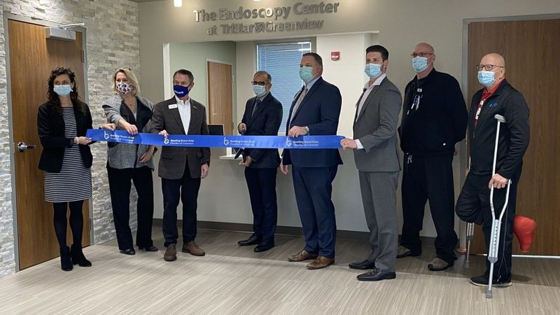 Ribbon Cutting Ceremony Held for new Endoscopy Suite (WBKO)