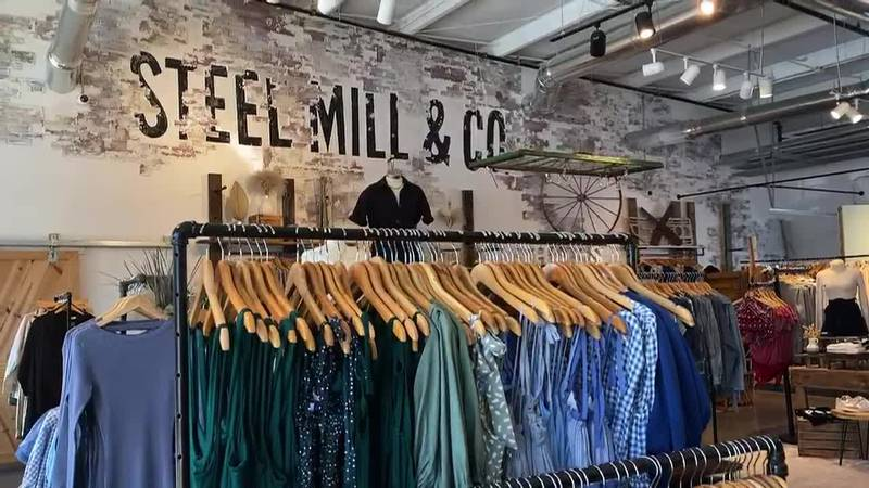 Steel Mill and Co