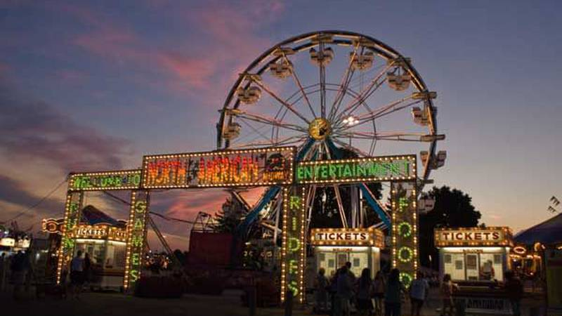 Guests of the Kentucky State Fair will need to bring their masks, as an announcement Monday...
