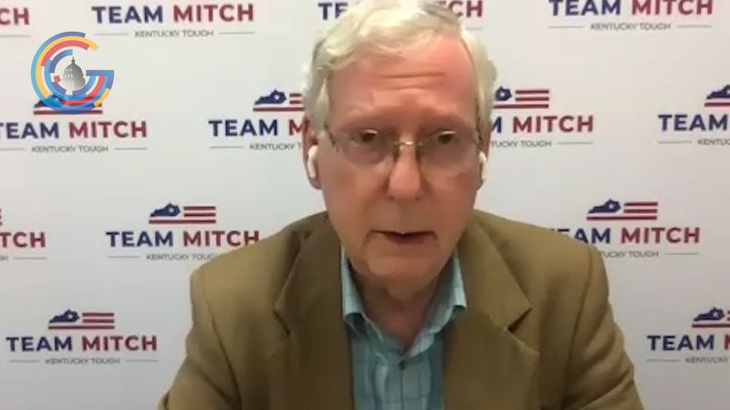 Sen. Mitch McConnell discusses the latest coronavirus relief plan.