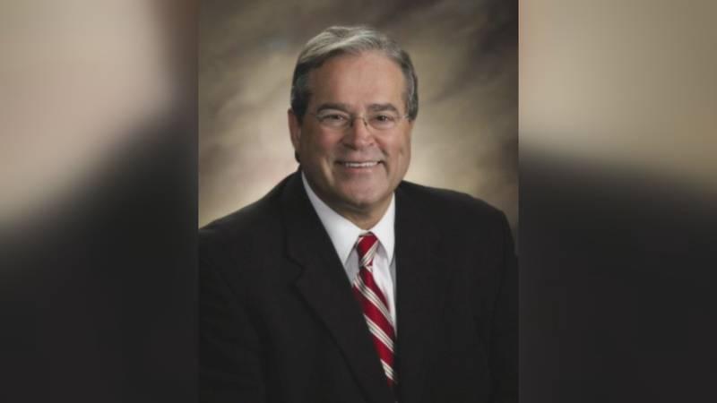 Warren County Judge Executive Mike Buchanon